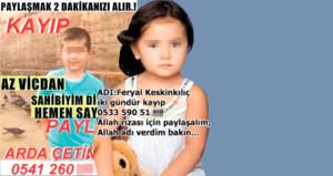 Vicdan dolandırıcıları! Kayıp çocuk ilanıyla 3 milyon liralık vurgun