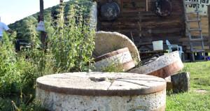 350 yıllık değirmenin ekmekleri yok satıyor