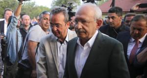 Bayram namazında fenalaşan Erdoğan'a