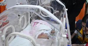 Poşet içerisinde sokağa bırakılan bebek, yaşama tutunamadı