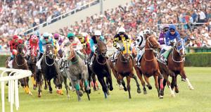 Türk yarışçılığının derbisi Gazi Koşusu para dağıtıyor
