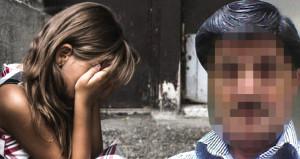 9 yaşındaki kızı taciz eden 60'lık sapık tutuklandı!