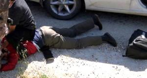 Güvenlik güçleri, 5 DEAŞ'lı canlı bombayı üzerine atlayarak yakalamış
