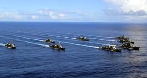 Güney Kore, düşmanı Kuzey Kore'nin teknesini kurtardı