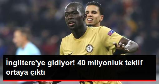 Osmanlıspor'a 40 Milyon TL'lik Teklif Yapan Takım, West Ham United Çıktı