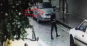 Polisten kaçan hırsız 3 yaşındaki kızı bıçakla rehin aldı