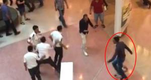 AVM'ye bıçakla girmek isteyen Adanalı terör saçtı