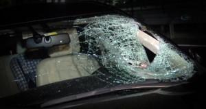 Avrasya Tüneli çıkışında korkunç kaza! Üzerinden 3 araç geçti