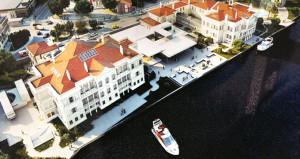 İstanbul Boğazının altına 96 kral daireli lüks otel!