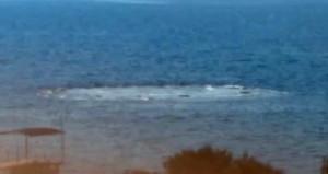 Çanakkale sahilindeki esrarengiz görüntüler, yürekleri ağza getirdi!