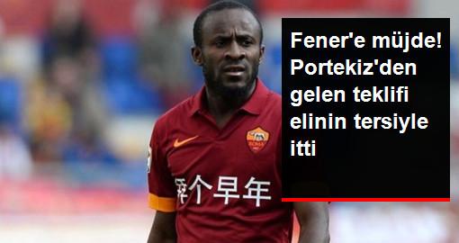 Fenerbahçe'nin İstediği Doumbia, Sporting'in Teklifini Reddetti