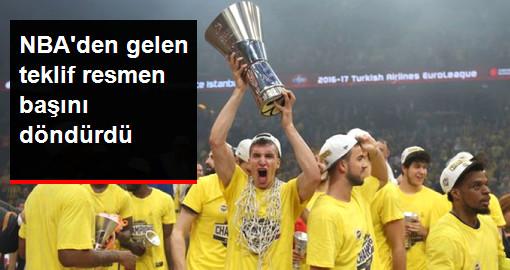 Sacramento Kings, Fenerbahçe'den Bogdanovic'e Yaptığı Teklifi Arttırdı