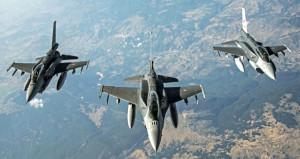 TSK, Irak'ın kuzeyini havadan bombaladı: 7 terörist öldürüldü