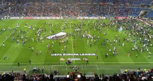 UEFA Beşiktaş'ı duruşmaya çağırdı