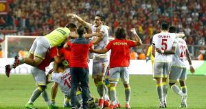 Göztepe'nin ilk transferi Galatasaray'dan