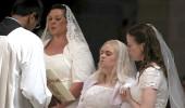 Hz. İsa ile evlenip, ömür boyunca bekaretlerini korumaya yemin ettiler