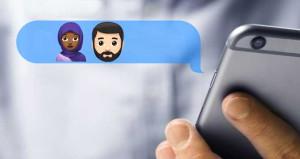 Tesettürlü ve sakallı emojiler yakında telefonunuzda!