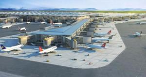 Bakan, 3. Havalimanı'na inecek ilk uçak için tarih verdi