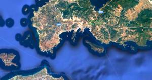 Bodrum'u büyük bir tsunami felaketinden Karaada korumuş!