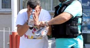 Bonzaiyi 10 yaşındaki kızın çamaşırına sakladı