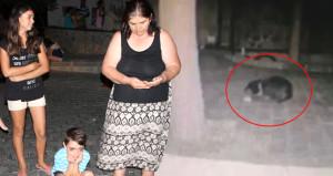 Depremden 4 dakika önce kaydedilen görüntüler tüyler ürpertti
