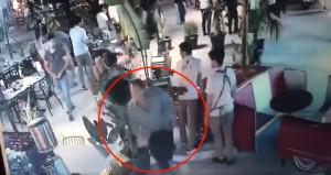 Fatih Terim'in kaçış görüntüleri ortaya çıktı