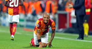Melo, Galatasaray gol yeyince Türkçe küfürleri tek tek sıraladı
