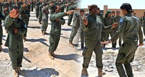 İşte ABD'nin, burnumuzun dibinde eğittiği PKK'lı teröristler