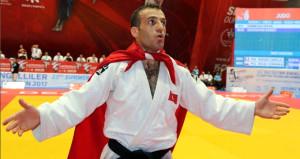Judoda olimpiyat altını Türkiye'ye geldi!