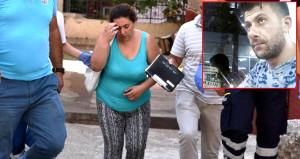 Karısını dövüp eve kilitleyen kocadan pişkin açıklama: Olayı abartıyor