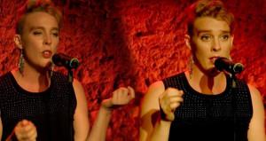 Kilisede konser veren ünlü şarkıcı, sahnede öldü