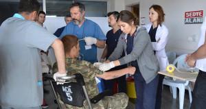 Malatya'da 20 askerin hastaneye kaldırılmasıyla ilgili garip açıklama!