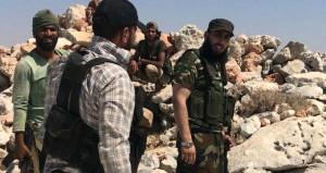 Türkiye sınırındaki çatışmalar bitti! Suriye'de HTŞ ve Ahrar anlaştı