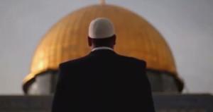 Filistin bu videoyu paylaşıyor! İşte Erdoğan'ın sesinden Aksa şiiri