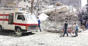 Esed rejimi tek taraflı olarak saldırıları durdurduğunu açıkladı