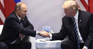 Lavrov'dan tarihi alay: Trump ve Putin birlikte tuvalete gitmiştir