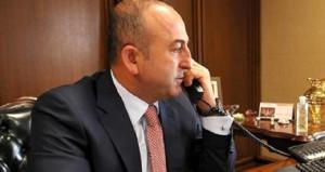 Bakan Çavuşoğlu, Mısırlı mevkidaşıyla Kudüs krizini görüştü!