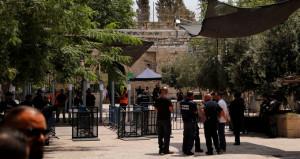 Dedektör krizi bitmeden, İsrail'den Aksa'da yeni hamle!