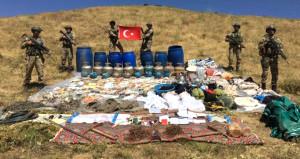 Dev operasyon tamamlandı! Diyarbakır'da PKK'ya ağır darbe