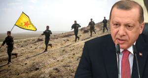 Erdoğan, YPG sorusuna sert çıktı: Ha Ali ha Veli, değişen bir şey yok