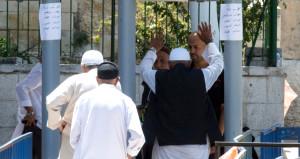 İsrail'den geri adım yok! Mescid-i Aksa'daki dedektörler kaldırılmıyor