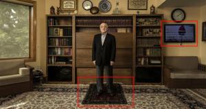 FETÖ elebaşı Gülen'in seccadeye bastığı fotoğrafın şifresi çözüldü
