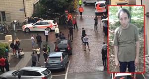 İsviçre'de elektrikli testereyle saldırı dehşeti: 5 kişi yaralandı