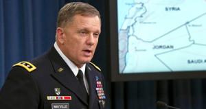 Klasik ABD komutanı! Gazetecilerin PKK sorusuna cevap bile veremedi