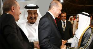 Körfez turuna çıkan Erdoğan'dan iki ülkeye tek mesaj!