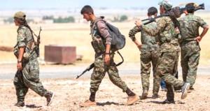 PKK Afrin'de babaları kaçırıyor! Zorla silah altına almaya başladılar