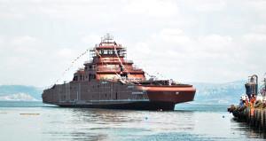 Yüzde 100 akü enerjisiyle çalışan feribot denizle buluştu