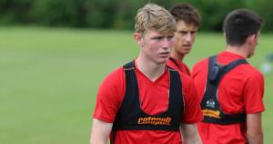 18 yaşındaki futbolcuya lösemi teşhisi konuldu