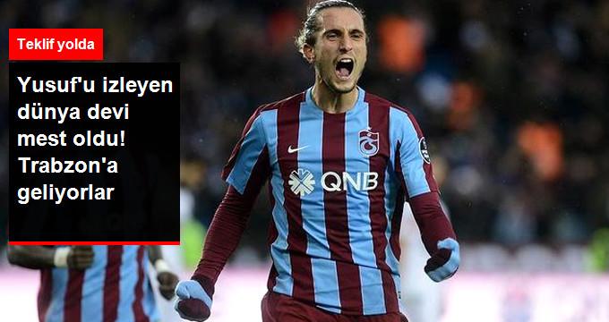 Yusuf u izleyen dünya devi mest oldu! Trabzon a geliyorlar