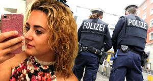 Alman polisi, her yerde 16 yaşındaki Ceylan'ı arıyor!